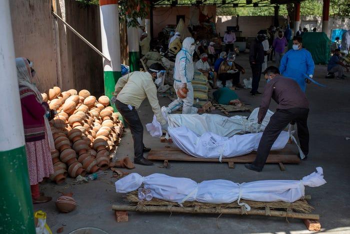 india covid-19 crisis