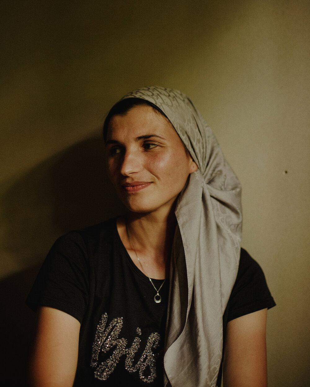 Khatuna Margoshvili.